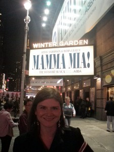 Mama Mia!