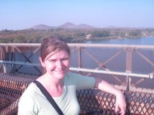 Going into Zimbabwe