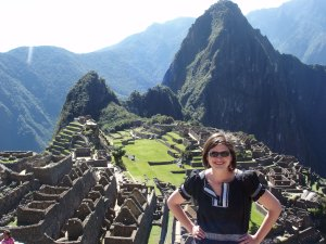 Peru woman travel