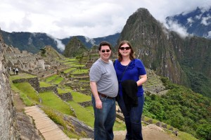 couple travel peru