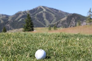 Golf is one of Sun Valley's best activities.