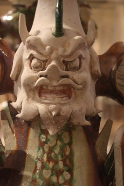 Ivory Head Mask