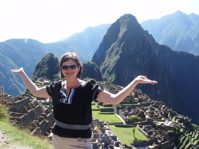 The Perfect Day at Machu Picchu