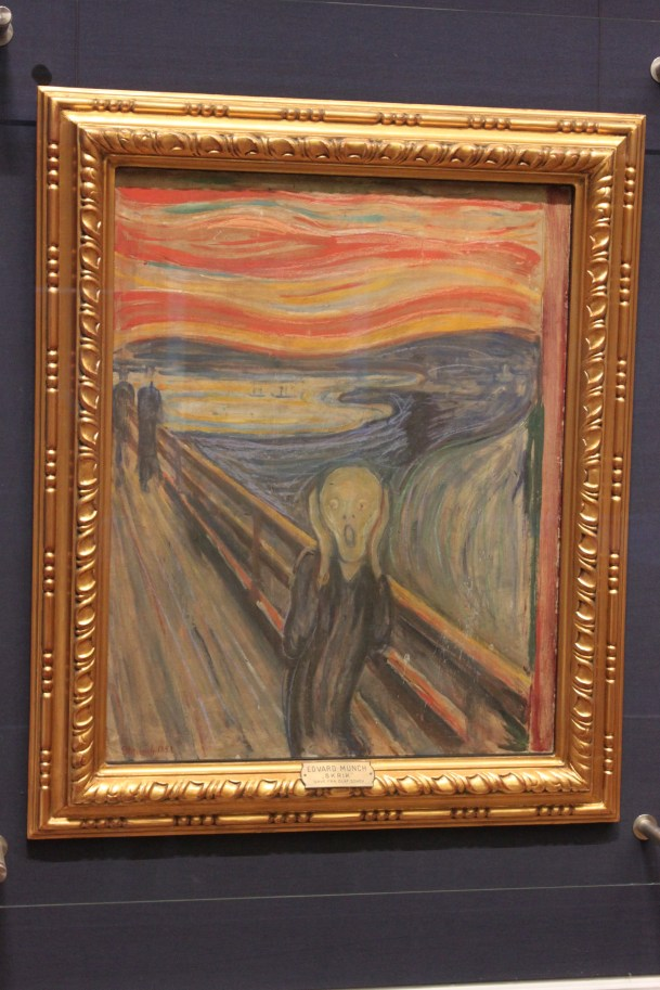 The Scream!