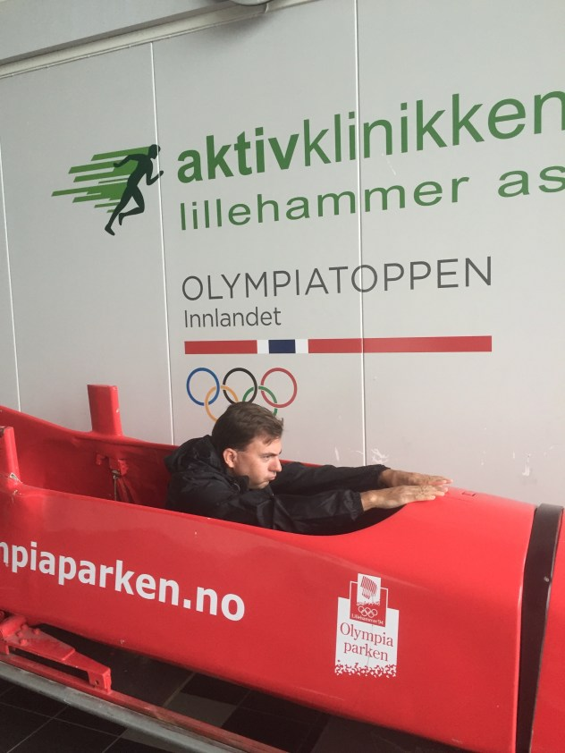 Lillehammer Olympics