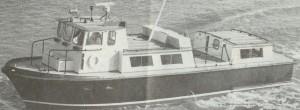 Steel boats - Grafton workboat