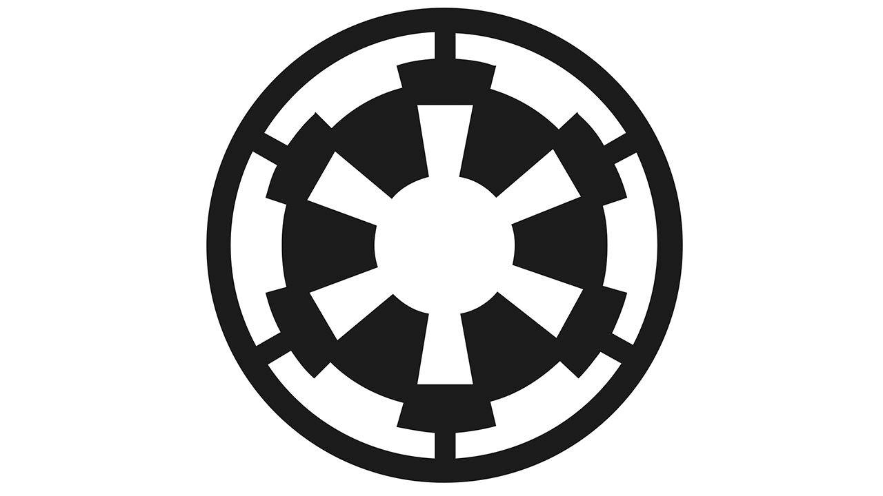 Star Wars Galactic Empire Emblem