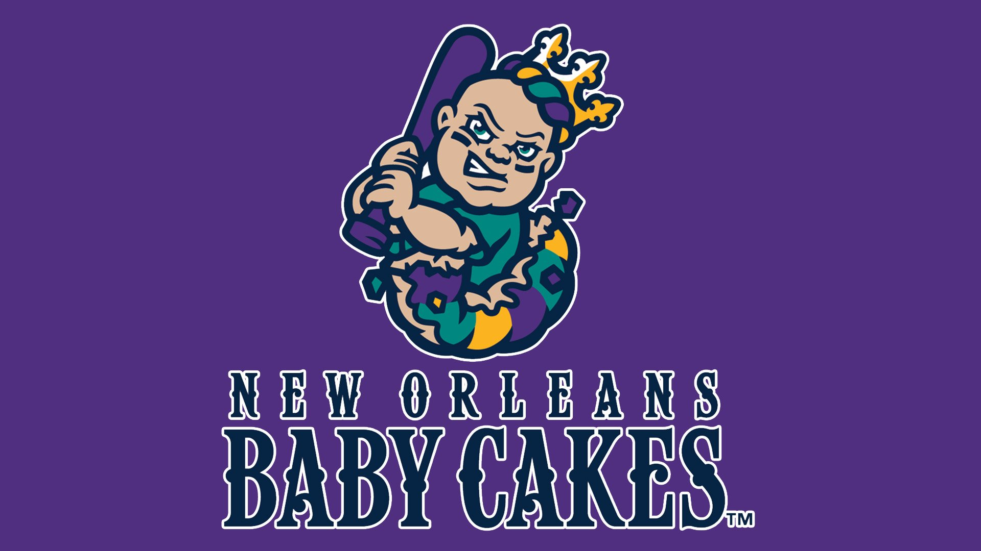 Meaning New Orleans Baby Cakes Logo And Symbol