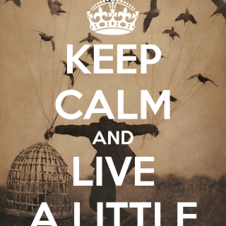 Living a little – a want-do list for 2013