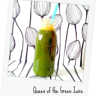 Queen of the Green Juice
