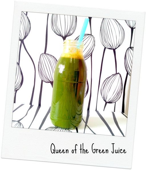 queen of the green