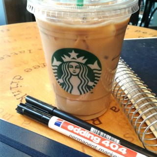 Thinking Out Loud #16 – Cross Fit, Starbucks & Learning new Things