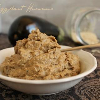 Paleo Eggplant Hummus