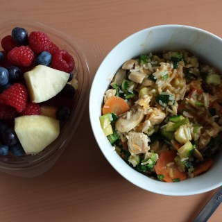 What I ate Wednesday #85 – Back to Normal