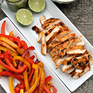 Spicy Lime Chicken Marinade