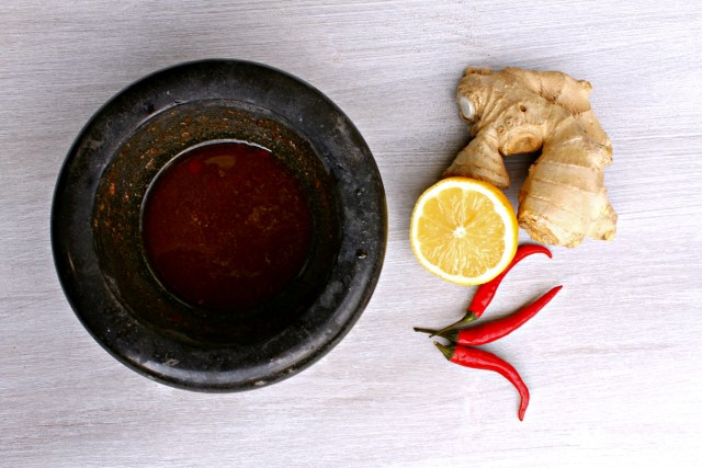 Sweet Ginger Marinade