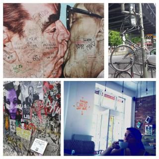Catching up Monday #30 – Visiting Berlin