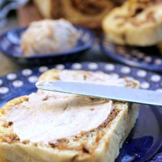 Healthy Cinnamon Swirl Breakfast Bread
