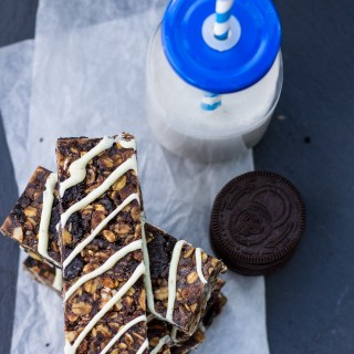 Oreo Granola Bar Recipe