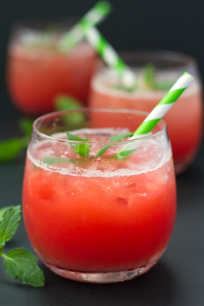 Watermelon Mimosa recipe