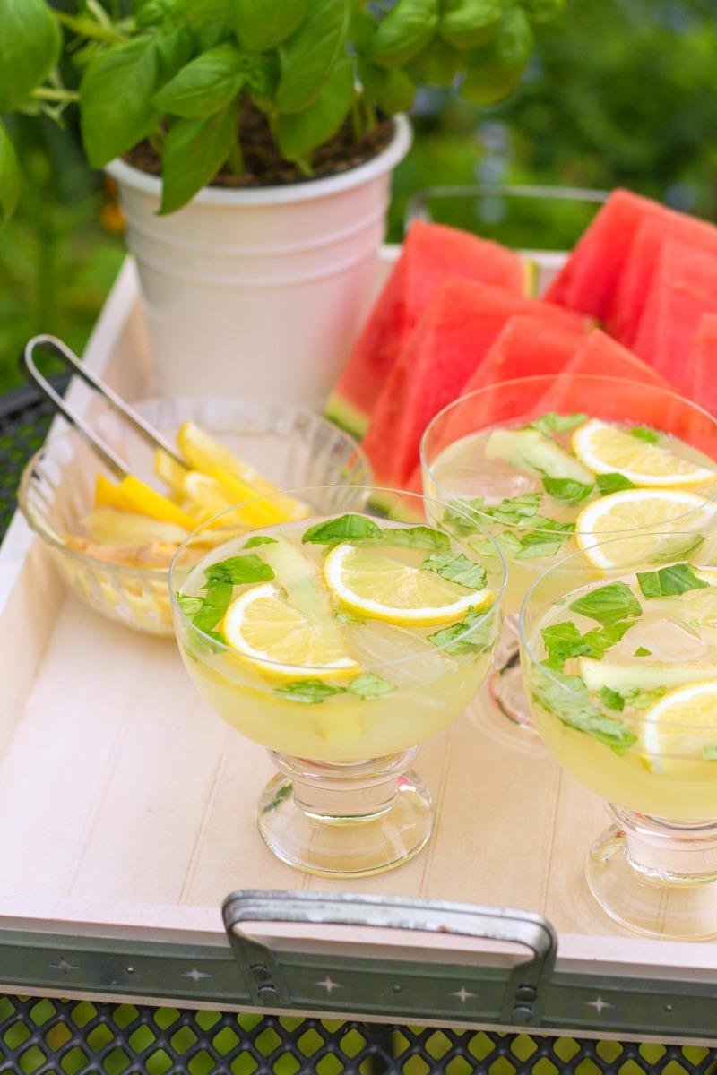 Lemon Basil Moscow Mule-3