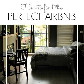5 easy steps to finding the perfect Airbnb
