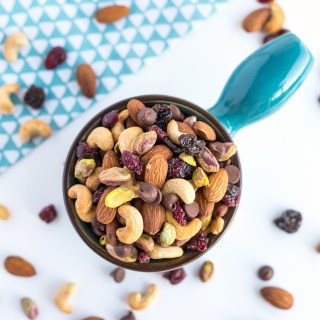 Sweet and Salty Trail Mix Recipe