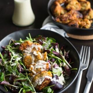Healthy Crispy Vegan Falafel Recipe