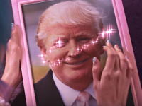 なんだよれこwwwやたらピンクなドナルド・トランプ氏応援ビデオがネットに投稿される。