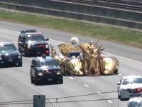これってCGなの?ドナルド・トランプ用に改造された大統領専用車とエアフォースワン。
