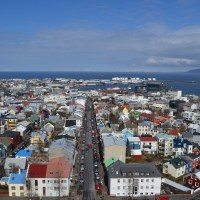 First Days in Iceland