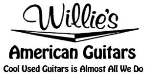 Willie's American Guitars Logo
