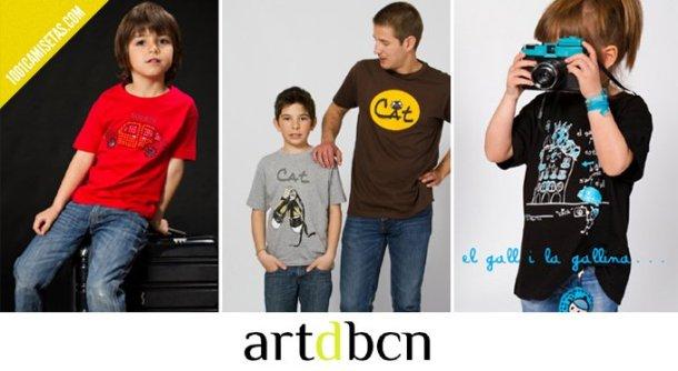 Artdbcn camisetas