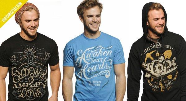 Sevenly camisetas solidarias