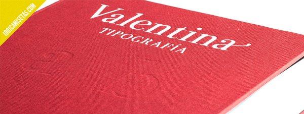 Tipografia Valentina Pedro Arilla