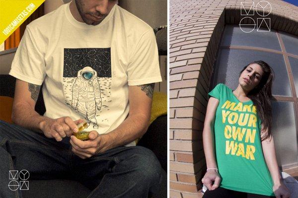 Camisetas favoritas Pedro Arilla