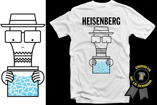 Camiseta de la semana Breaking Milo