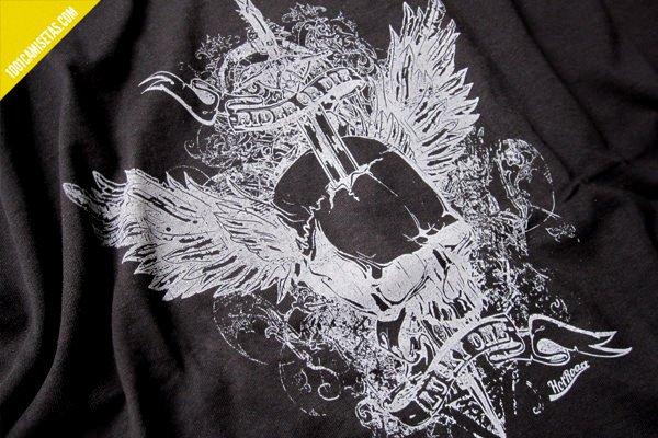 Camisetas moteros
