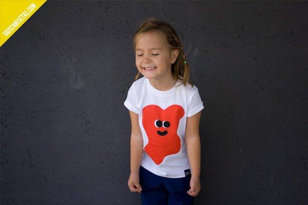 Camiseta infantil Antonio Ladrillo