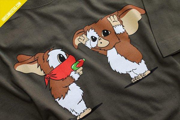 Camiseta el sr miyagi gremlins