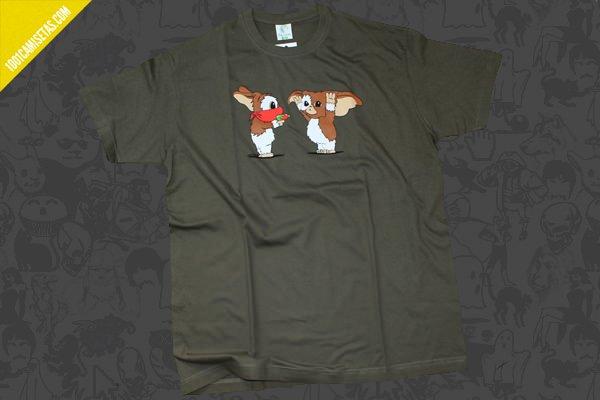 Camisetas gremlins sr miyagi
