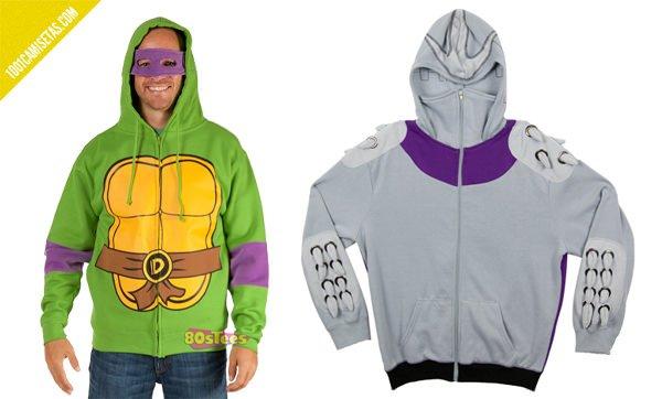 Sudaderas tortugas ninja