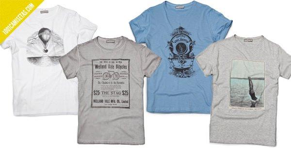 Camisetas He Mango