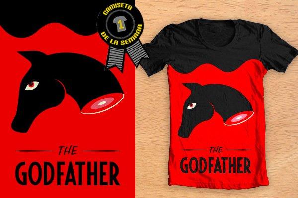 Camiseta de la semana dead horse