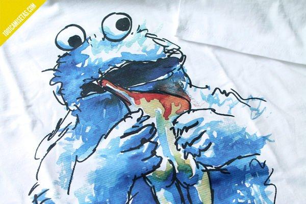 Historias con arte camisetas