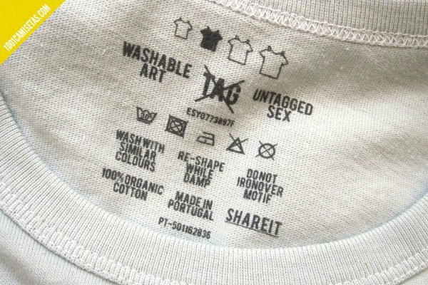 Etiquetas originales indisorder