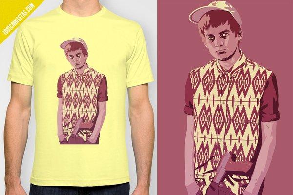 Camiseta juego de tronos joffrey
