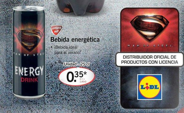 Superman Lidl