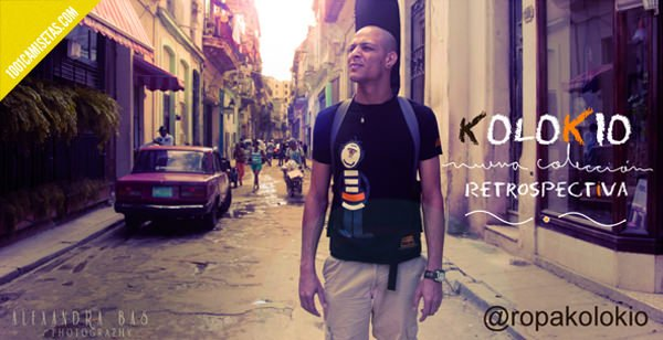 Camisetas Kolokio