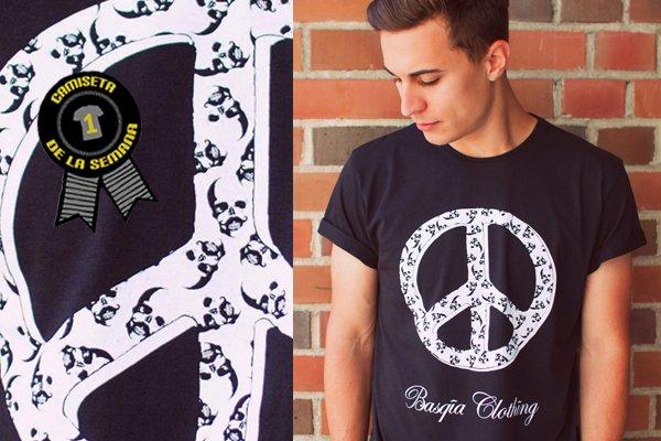 Camiseta de la semana Basqia clothing